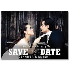 affordable save the dates cheap simple photo save the date ewstd032 as low as 0 60