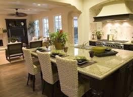 open floor kitchen designs kitchen dining room living room open floor plan createfullcircle