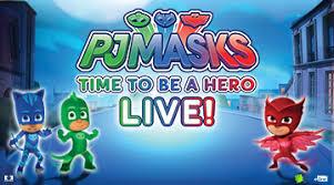 masks live hero