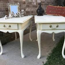queen anne end tables find more vintage thomasville queen anne end table for sale at up