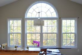 designed to dwell morning room challenge how to trim an arched
