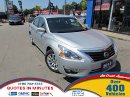 nissan altima 2015 blue used 2015 nissan altima for sale london on