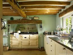 country style kitchen in tracey u0026 andy rosser u0027s cottage near