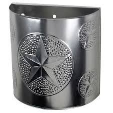 Tin Wall Sconce Tin Lone Wall Sconce