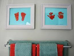 bathroom design seashell wall decor kids cute bathroom ideas for