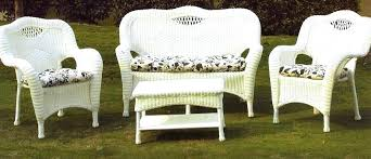White Wicker Outdoor Patio Furniture Small White Wicker Chair Bamboo Rattan Chair Makeovers Rattan
