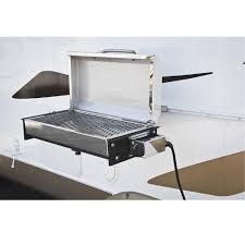 Outdoor Electric Grill Electric Mounting Grill Camco 57240 Electric Grills Camping