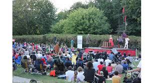 shakespeare in the park repercussion theatre