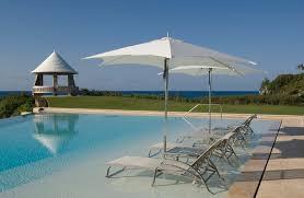 Grass Patio Umbrellas Dazzling Patio Umbrellas Fashion Miami Contemporary Pool Image