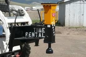 post hole equipment