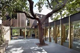 courtyard inhabitat green design innovation architecture