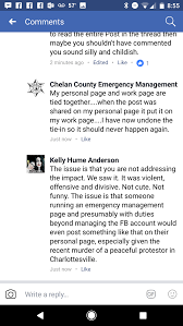 How To Put A Meme On Facebook Comments - chelan county emergency management shares all lives splatter