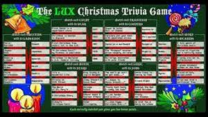christmas trivia games youtube