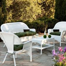 Used Wicker Bedroom Furniture White Wicker Dining Chairs White Patio Chairs Walmart Indoor White