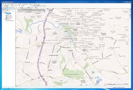 Uva Map Using Neatline With Historical Maps Part 1 U2013 Georeferencing