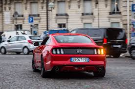 ford mustang gti a ford mustang gt rip through in vr rendezvous tribute