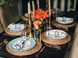 Casual Table Setting Vintage Table Setting Hgtv