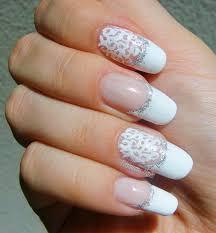 bridal style nail design fashiony nails beauty blog