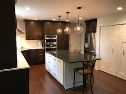 kitchen remodel with island eastern shore kitchen remodel friel lumber company