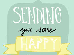 sending you some happy thoughts by studio brun dribbble