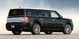 Ford Flex Interior Photos Ford Flex Prices Reviews And Pictures U S News U0026 World Report