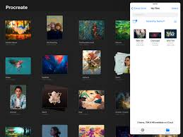 procreate for android procreate 4 is out now digital arts