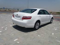 toyota 2017 usa toyota camry v6 2007 usa spec white color kargal uae