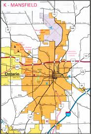 Map Of Northeast Ohio by Pages 2007 2009 Ohio Transportation Map Archive