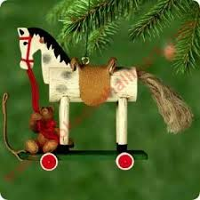 18 best hallmark a pony for ornaments images on