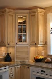 Pantry Cabinet Door Kitchen Cabi Corner Kitchen Pantry Cabi With Door And Corner