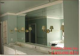 custom bathroom mirrors diablo glass inc mirrors and wardrobe doors