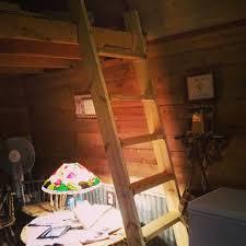 simple tiny house loft ladder 6 steps