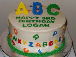 abc cake google search andy u0027s 3rd birthday pinterest cake