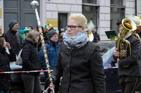 munich bavaria germany march 13 2016 bavarian music band in