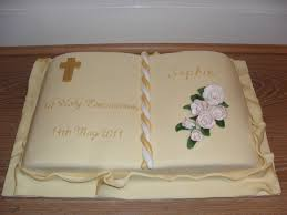 communion bible 1st holy communion bible cake cakecentral