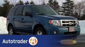 2008 2010 ford escape suv used car review autotrader youtube