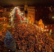 list of nh parades tree lightings and strolls