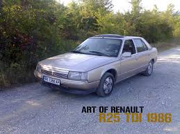 renault 25 renault 25 2 1 tdi in gravel by siropo on deviantart