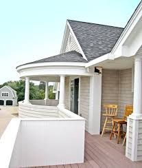 wrap around deck wrap around deck houde home construction