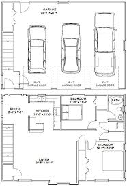 car service center floor plan 40x28 3 car garage 40x28g9 1 146 sq ft excellent floor
