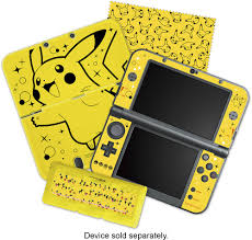 angry birds star wars target black friday 3ds hori pikachu pack starter kit for new nintendo 3ds xl front