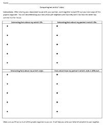 writingfix an original compare and contrast writing lesson