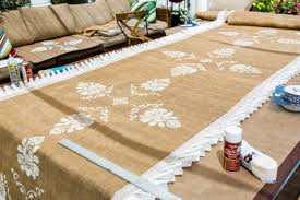 Isle Runner Diy Burlap Aisle Wedding Runner Hallmark Channel