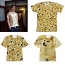 Doge Meme T Shirt - popular reddit doge much wow such face meme funny dog shiba inu tee