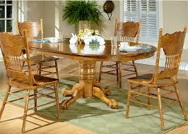 furniture terrific oval garde solid oak extending antique dining