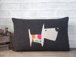 Decorative Dog Pillows 109 Best Puffy Pillows Images On Pinterest Cushions Crafts And