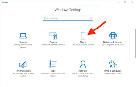 how to connect your phone to your windows 10 pc cnet