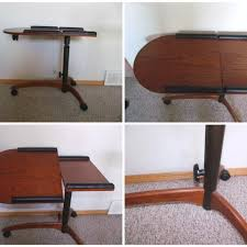 Wooden Drawing Desk Find More Small Space Wood Table Adjustable Height Bedside