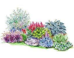 Planning A Flower Garden Layout Flower Garden Plans Fresh By Ftd
