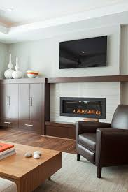 ikea fireplace hack living room decorating around a wall mounted tv dazzling napoleon